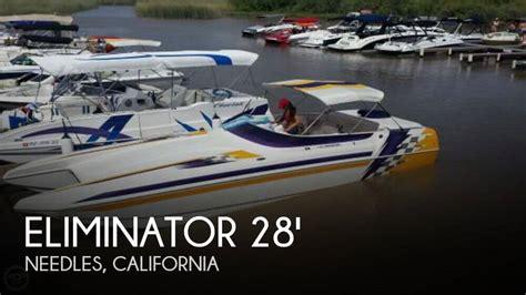 boats for sale in needles california sold eliminator 28 daytona boat in needles ca 090632