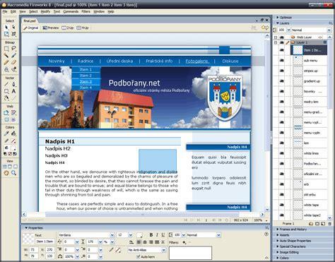 Software Macromedia Dreamweaver 8 top software macromedia dreamweaver 8 myego cz radek hul 225 n webzine