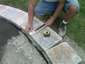 Cutting Patio Pavers Brick Pavers Canton Plymouth Northville Arbor Patio Patios Repair Sealing
