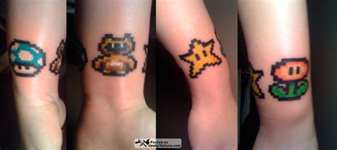geek tattoo s collection of tattoos geeky tattoos