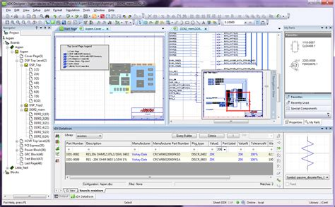 layout plus software pads professional schematic design mentor graphics