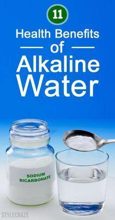 Alkaline Water Detox by Best 25 Alkaline Water Ideas On