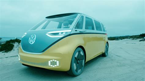 Volkswagen Hippie 2020 by Far Out Vw Plans An Electric Hippie