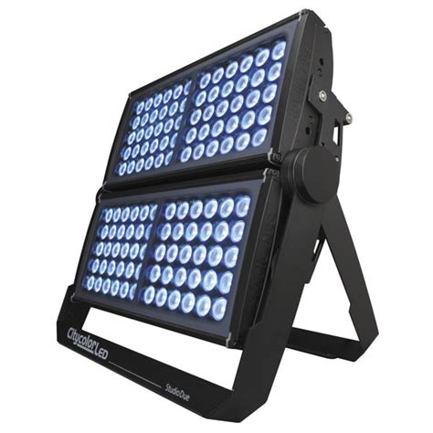 Power Lifier Studio Due citycolor led e rgbw fc high power