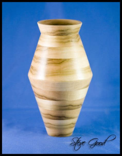 Scroll Saw Vase by Scroll Saw Hallow Vase By Steve Lumberjocks