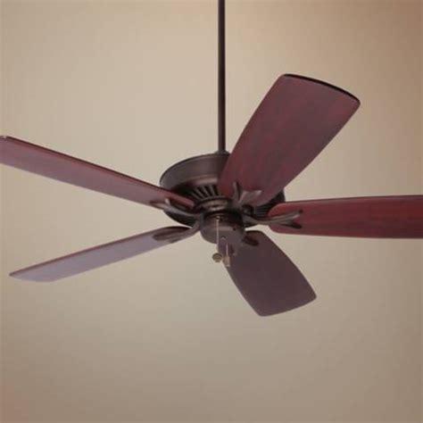 emerson premium ceiling fan 54 quot emerson premium select rubbed bronze ceiling fan