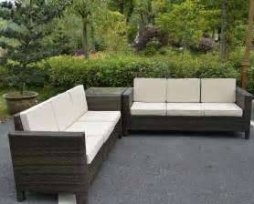 Rattan Garden Patio Sets by Rattan Garden Furniture Set Sofa Conservatory Outdoor