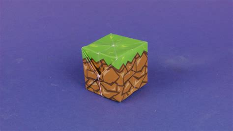 Minecraft Origami - origami blocks 28 images minecraft block origami tavin
