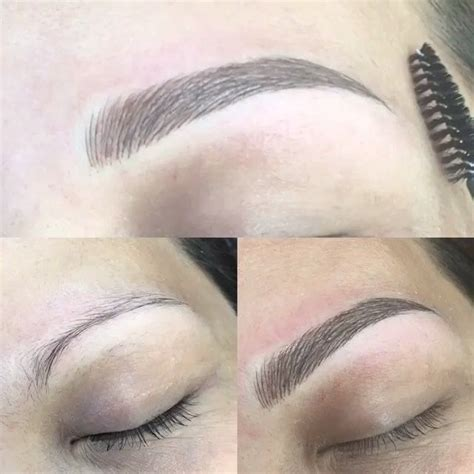 tattoo eyebrows north west 17 best images about permanent make up before after on