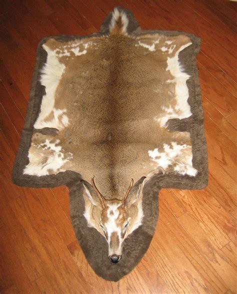how to make a deer skin rug deer skin rugs rugs ideas
