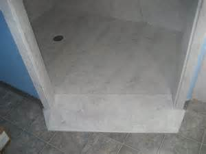 concluding tips for cultured marble shower pan