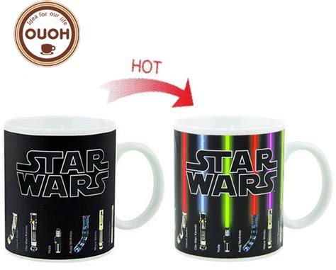 Magic Mug Cangkir Sensitif Suhu Motif Bohlam 400ml magic mug cangkir sensitif suhu motif lightsaber wars black jakartanotebook