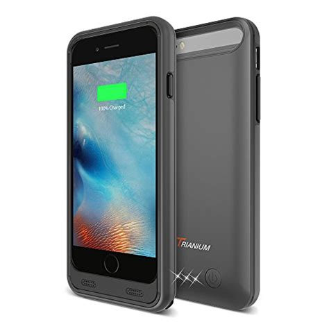 iphone  battery case trianium atomic pro iphone