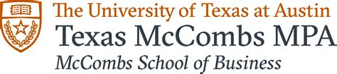 Mccombs Mba Admission Notification by Mpa Program Info Mpa Admissions
