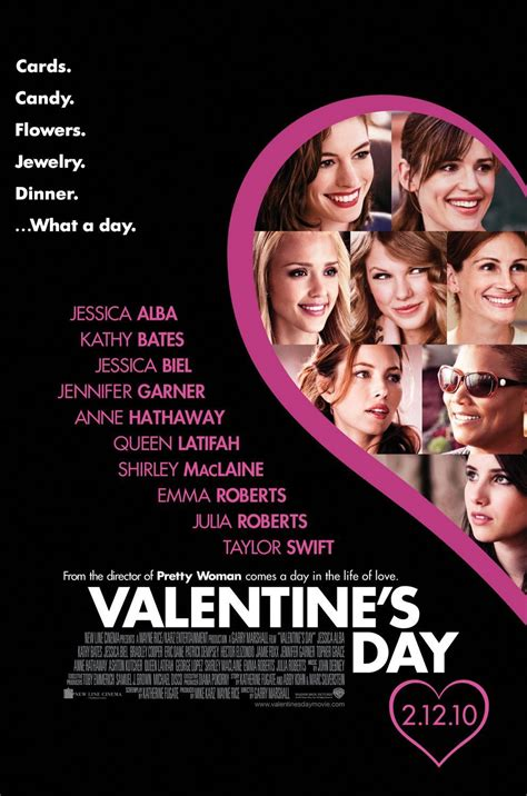 valentine movies valentine s day movie poster 3 emma roberts photo 15281320 fanpop