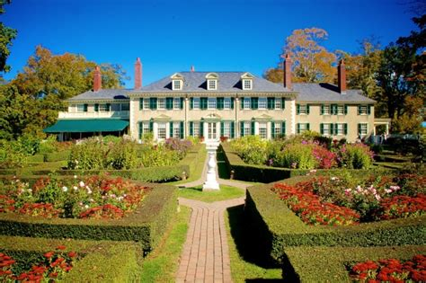 where is rushmead house usa 10 places to visit in new england in fall new england today