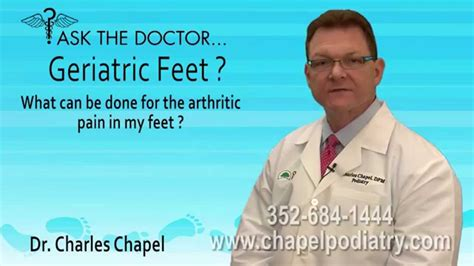 I Went To The Podiatrist To My Aching Foot Ch by What Can Be Done For Arthritic In My Podiatrist