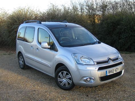 citroen berlingo citroen berlingo multispace vtr hdi 90 manual 1 wheel