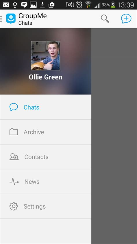 groupme android groupme soft for android free groupme free communications app for friends