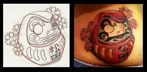 daruma doll tattoo meaning daruma by abrahamgart deviantart on deviantart