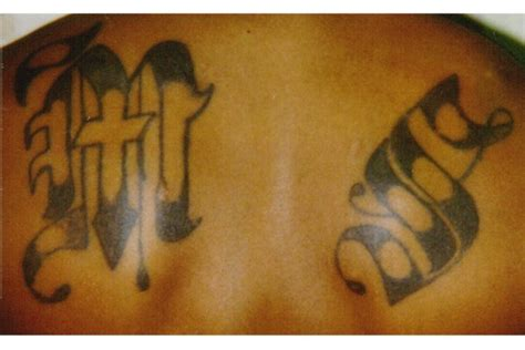 free gang related tattoo removal 655 best related images on crime federal