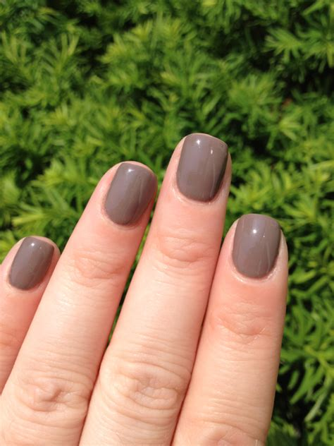 shellac nail colors fall 2014 cnd shellac rubble the only gray ish color i ve liked so