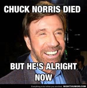 Chuck Meme - harry the hobo s blog