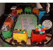 Coolest Thomas The Train Cake Photos And How To Tips