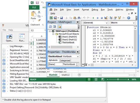 reset vba password access vba recovery toolkit by thegrideon software
