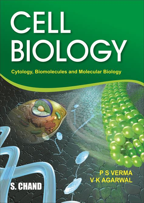 biology text book cell biology cytology biomolecules and by dr p s verma