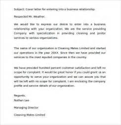 Standard Business Letter Format   8  Download Free