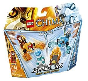 Where Can I Buy A Lava L by Lego Legends Of Chima Speedorz 70156 Feuer Gegen Eis