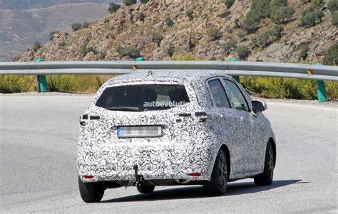 Next Generation Honda Jazz 2020 by 2020 Honda Jazz Fit Spied With Production Bodywork
