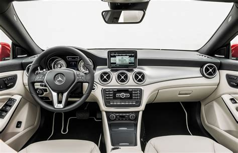 Mercedes 250 Interior by 2014 Mercedes Debuts At Detroit Show What Will It