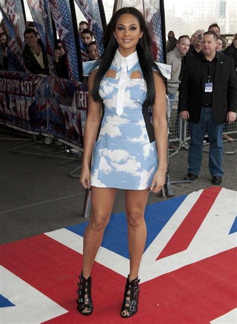 Alesha Dress Set poll alesha dixon s bgt launch attire it s amazing