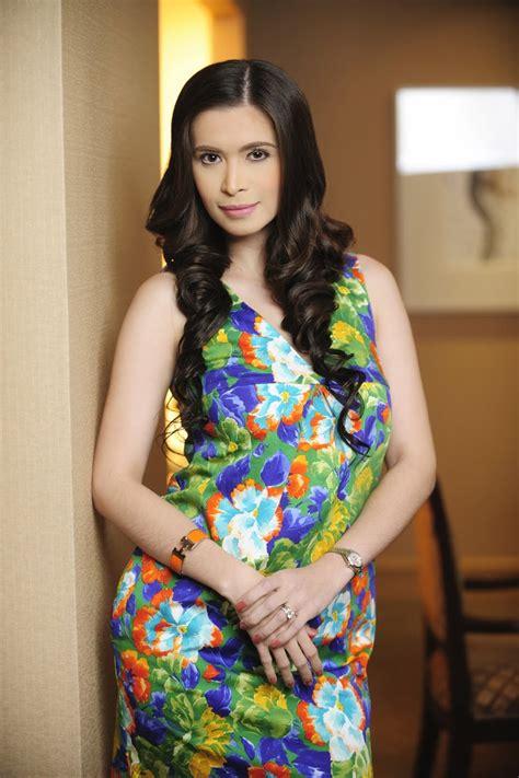 Sunshine Cruz New Hairstyle | filipina actress sunshine cruz montano sweet but tough