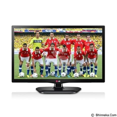 Led Tv Lg 19 Inch jual lg 24 inch tv led 24mt48 merchant harga tv 19