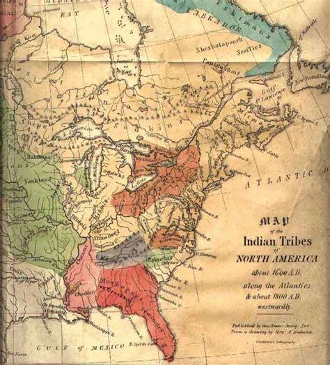 american tribes in america map great maps of the american tribes of america