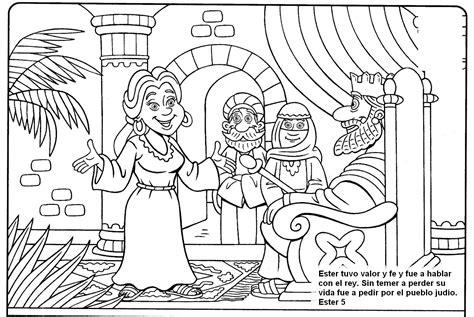 imagenes de historias biblicas para niños para colorear me aburre la religi 211 n ester dibujos para colorear