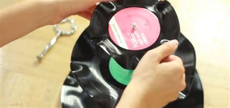 etagere selbst machen etagere selber machen mit vinyl platten