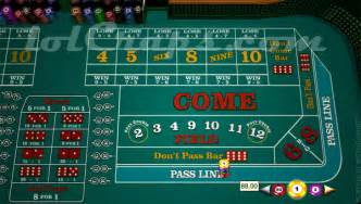 the of casino craps craps tables and betting