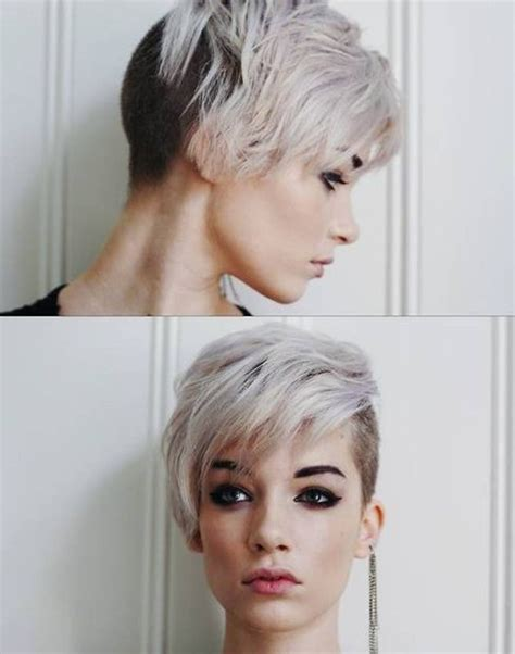 lesbians like girls: Really want my hair cut like this   hair   Pinterest   Hair cuts, Short