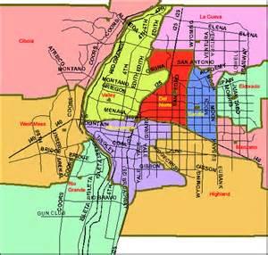 Abq Zip Code Map by Sns Realty Albuquerque Santa Fe New Mexico Real Estate