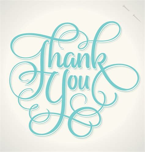 Thank You Letter Graphic Design thank you note inspiration graphic design