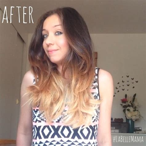 L Oreal Feria Ombre how to ombr 233 hair using l or 233 al f 233 ria ombr 233 la