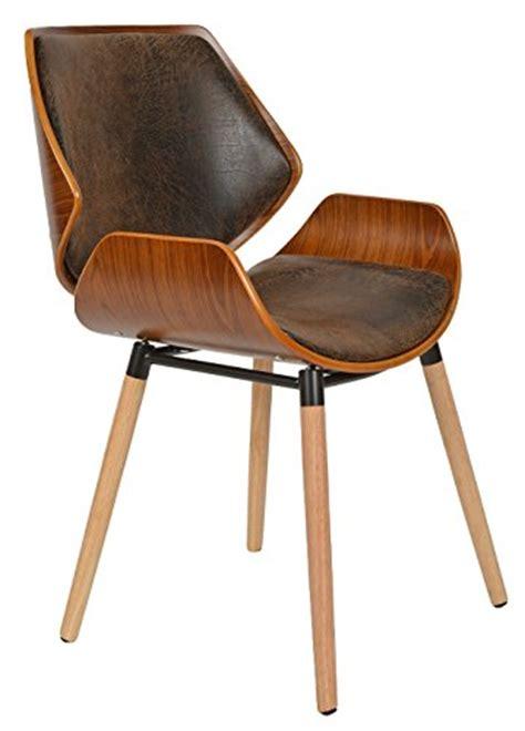 design stuhl weiß idee esszimmer braun