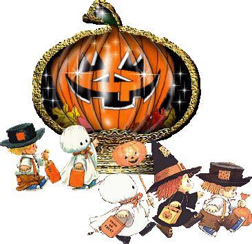 imagenes de halloween animadas con movimiento halloween brillosas gifs animados