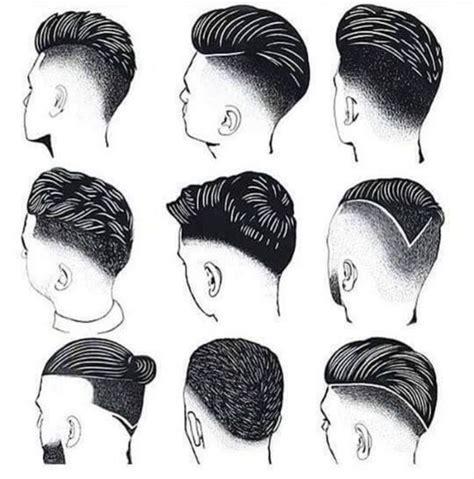 men hairstyle from behind las 25 mejores ideas sobre pelo hombre en pinterest