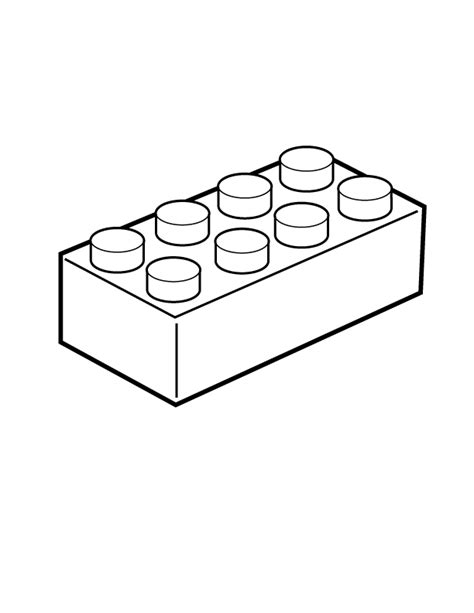 Block O Coloring Page by Lego Brick Coloring Page 0ba5e7662 Lego