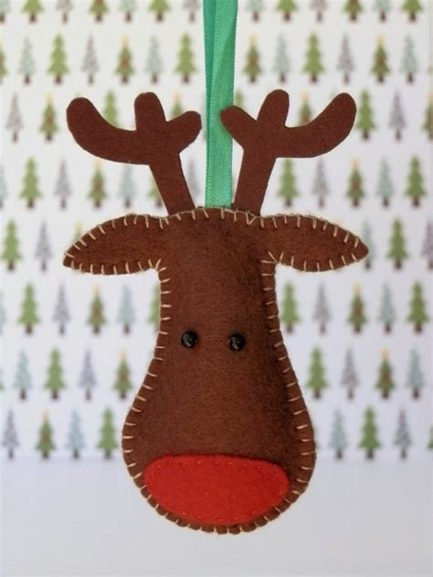 reindeer template to sew 1000 images about felt christmas reindeer and horse on